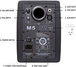 Студийные мониторы (пара) Resident Audio Monitor M5, фото 4