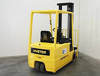 Автопогрузчик вилочный Hyster J 1.80 XMT, 1800 кг, 1997 г, 3830 мм