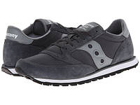 Кроссовки мужские Saucony Originals Jazz Low Pro - Charcoal/Grey, фото 1