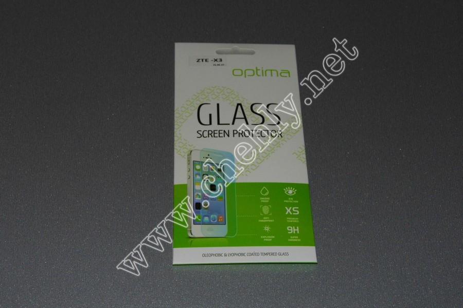 Защитное стекло  ZTE Blade X3
