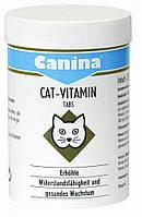 Canina Cat Vitamin Tabs 100 таб