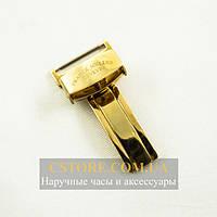 Застежка Franck Muller gold 18 мм (06939)