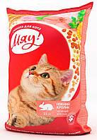 МЯУ Сухий корм для котів, кролик 11кг