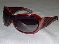 Солнцезащитные очки женские красные 760115, фото 1