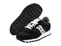 Кроссовки мужские Saucony Originals Jazz Original - Black/Silver, фото 1