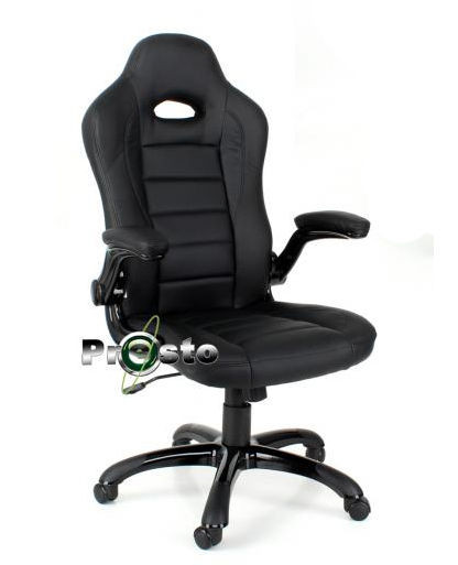 Офисное кресло Presto из качественной Эко кожи