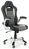 Офисное кресло Presto из качественной Эко кожи, фото 7