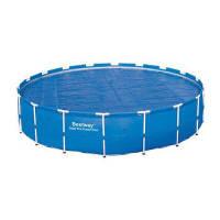 Теплосберегающее покрытие Bestway 58173 для бассейнов 5.49 м (d 521 см)