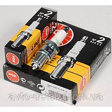 Свічки зажиг NGK-02 BPR6E 2108 (4 шт. к-т)