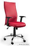 Эргономическое офисное кресло Black on black 8 цветов, фото 3