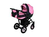 """Детская коляска 2в1 """"Discovery"""" розовая"""
