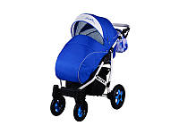 """Детская коляска """"Viper Fresh"""" 2в1 синяя"""
