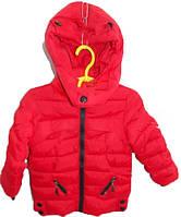 Куртка на девочку демисезонная (3-8 лет) С-16