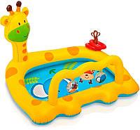 Бассейн детский Жираф 57105