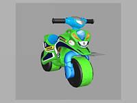 Мотоцикл-каталка МотоБайк Полиция музыкальная 0139/52