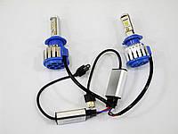 Ксенон светодиодный Led Н7 6000к 35W. Хорошее качество. Удобный и практичный ксенон. Купить. Код: КДН1556
