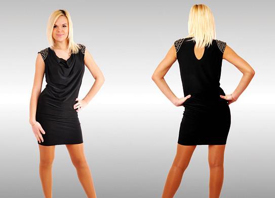 """Нарядное женское платье-туника """"Сияние"""" - """"Пальмира"""" - прямой поставщик модной одежды оптом и в розницу от производителя в Одессе"""