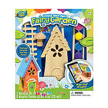 Творчество и рукоделие «MasterPieces Puzzle Company» (21486) набор Волшебный сад