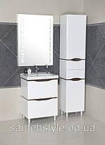 Зеркало АКВА РОДОС Венеция 80 с подсветкой, фото 3