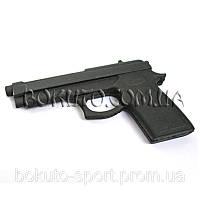 Пистолет резиновый (муляж)