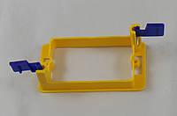 Рамка для монтажа в гипсокартон ( 1 двойная розетка)