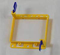 Рамка для монтажа в гипсокартон ( две  двойных розетки)