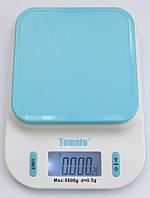 Кухонные весы Tomato 109 до 5 кг с подсветкой