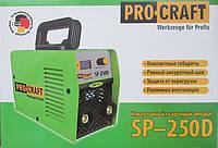 Зварювальний інвертор Craft Pro Sp-250D