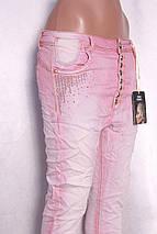 Акция ! Женские джинсы с заниженной матней.Хит продаж. , фото 3