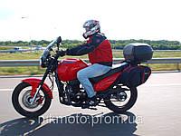 Мотоцикл GEON Tourer  350EFI, лучший мотоцикл для туризма