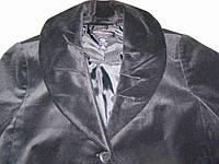 Жакет-болеро женский велюровый(р. XL), фото 1