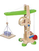 Развивающие и обучающие игрушки «Viga Toys» (59698) подъемный кран