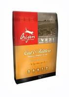 Orijen Cat&Kitten 1,8 кг корм для всех пород котов и котят