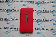 Корпус для мобильного телефона Nokia Lumia 800 красный
