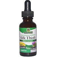 Nature's Answer, Расторопша, не содержит спирт, 2000 мг, 1 унция (30 мл)