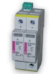 Ограничитель перенапряжения ETITEC T2 PV 550/20 (2440429)