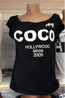 Молодежная футболка COCO. Лето 2015. (Арт. 120518)