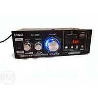 Усилитель стерео UKC AK-699D c USB, SD, FM