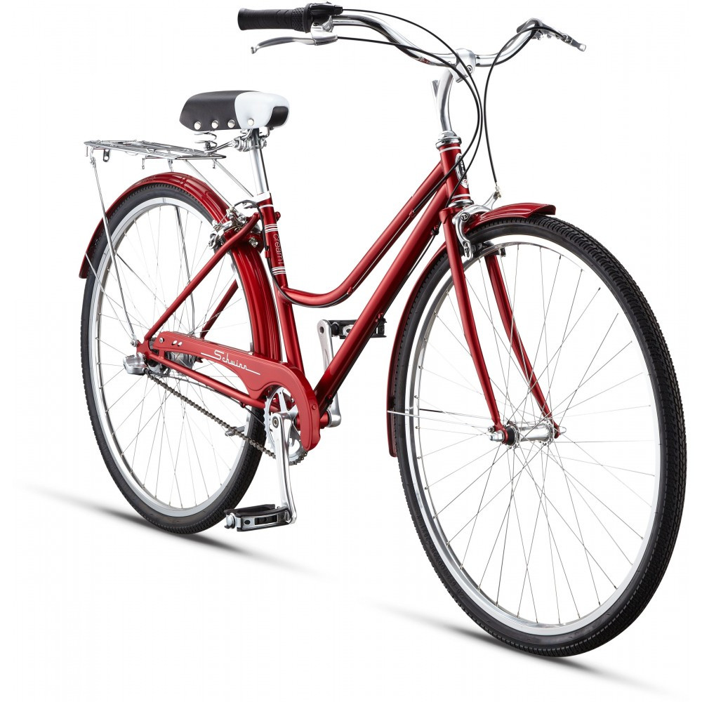 "Велосипед 28"" Schwinn Cream 1 Women рама - M 2015 red"