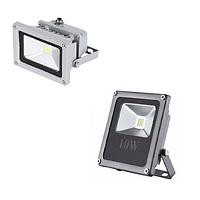 Светодиодный прожектор LED, 10W, IP65(для улицы), Econom. Гарантия - 1 год!