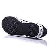 Кеды  All Star OX Canvas черные, фото 4