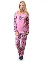 Теплая пижама для девушек Турция