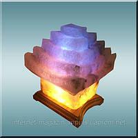 Соляная лампа Китайский домик 5-6 кг