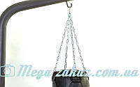 Цепь для боксерского мешка с карабином 3895-4: 4 луча, металл, длина 53см