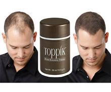 Toppik (Топпик) - загущувач для волосся. Ціна виробника. Фірмовий магазин.