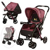 Детская прогулочная коляска BD208-9, фото 1