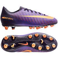 Детские футбольные бутсы Nike JR Mercurial Vapor XI AG