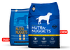 Nutra Nuggets Maintenance (Мэйнтененс) корм для собак с умеренной активностью, 3 кг