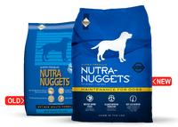 Nutra Nuggets Maintenance (Мэйнтененс) корм для собак с умеренной активностью, 7.5 кг