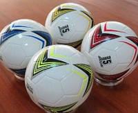 Мяч футбольный, игровой для детей BT-FB-0166 EVA, вес 320г, 4цвета